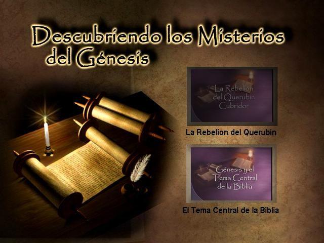 Descubriendo los Secretos del Genesis Misterios%20del%20Genesis